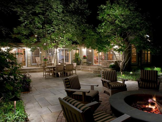 What Type Of Lighting You Can Choose For Your Backyard?
