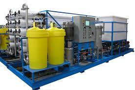 Industrial RO filter ensures that filtered water is processed in every industry with RO