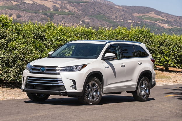 Why We See the 2019 Toyota Highlander So Often?